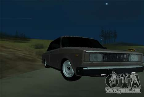 VAZ 21053 for GTA San Andreas left view