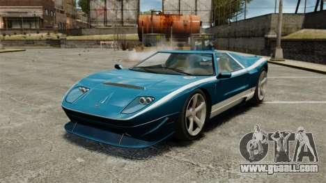 New Bullet GT for GTA 4