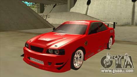 Toyota Chaser JZX100 DriftMuscle for GTA San Andreas
