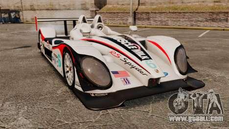 Porsche RS Spyder Evo for GTA 4