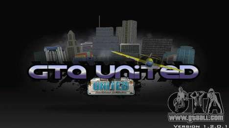 GTA United 1.2.0.1 for GTA San Andreas