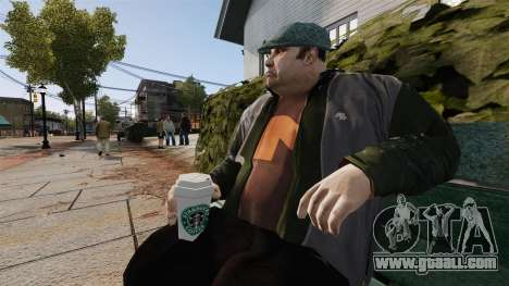 A new Cup of coffee for GTA 4 second screenshot
