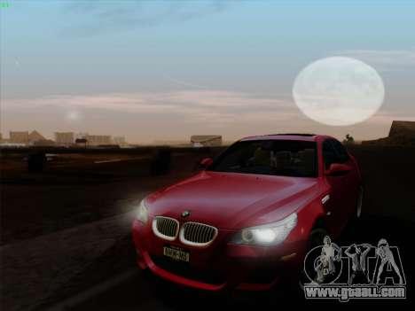 BMW M5 Hamann for GTA San Andreas