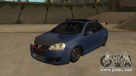 Volkswagen Bora GTI 2011 v1 for GTA San Andreas