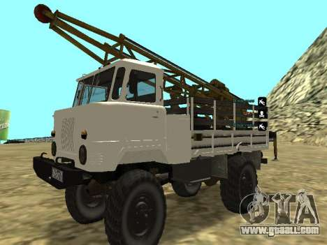 66 Gas Drilling for GTA San Andreas