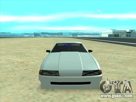 Drift elegy by KaMuKaD3e for GTA San Andreas right view