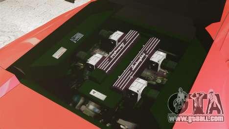 Lamborghini Murcielago 2005 for GTA 4 side view
