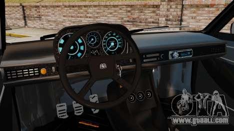 Volkswagen Passat TS 1981 for GTA 4 inner view