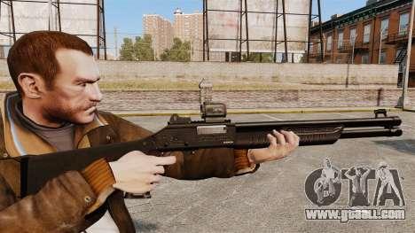 Tactical shotgun Fabarm SDASS Pro Forces v2 for GTA 4