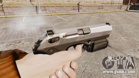 Beretta PX4 for GTA 4 third screenshot