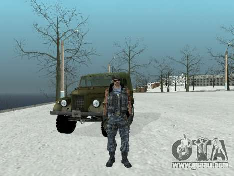 Commando for GTA San Andreas fifth screenshot