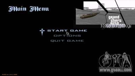 GTA United 1.2.0.1 for GTA San Andreas third screenshot