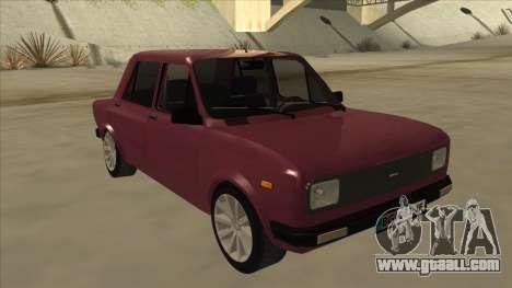 Zastava Yugo 128 for GTA San Andreas left view