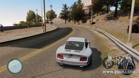 Speedometer AdamiX v3 for GTA 4 second screenshot