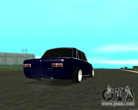 VAZ 2101 Baby v3 for GTA San Andreas back view