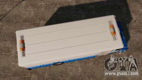 Chevrolet Step-Van 1985 LCPD for GTA 4