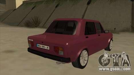 Zastava Yugo 128 for GTA San Andreas right view