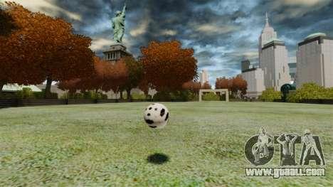 Soccer field for GTA 4 third screenshot