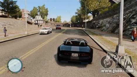 Speedometer AdamiX v1 for GTA 4 second screenshot