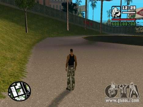 New BMX Park v1.0 for GTA San Andreas forth screenshot