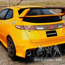 honda civic fn2 type r grille calandre avant coffre arri re rouge badge embl me. Black Bedroom Furniture Sets. Home Design Ideas