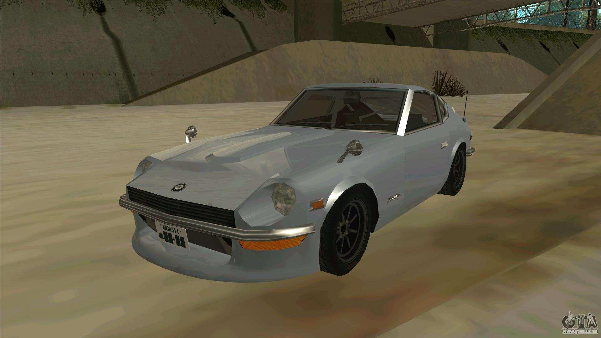 Nissan Fairlady S30z For Gta San Andreas