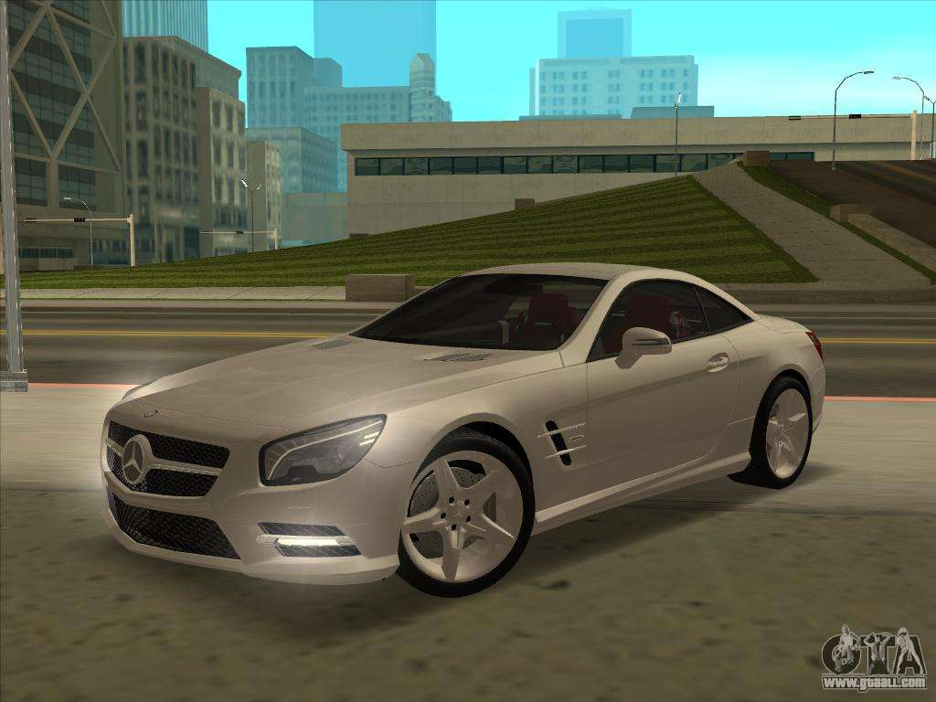 Gta sa hot coffee mod save games maallevs for Mercedes benz games