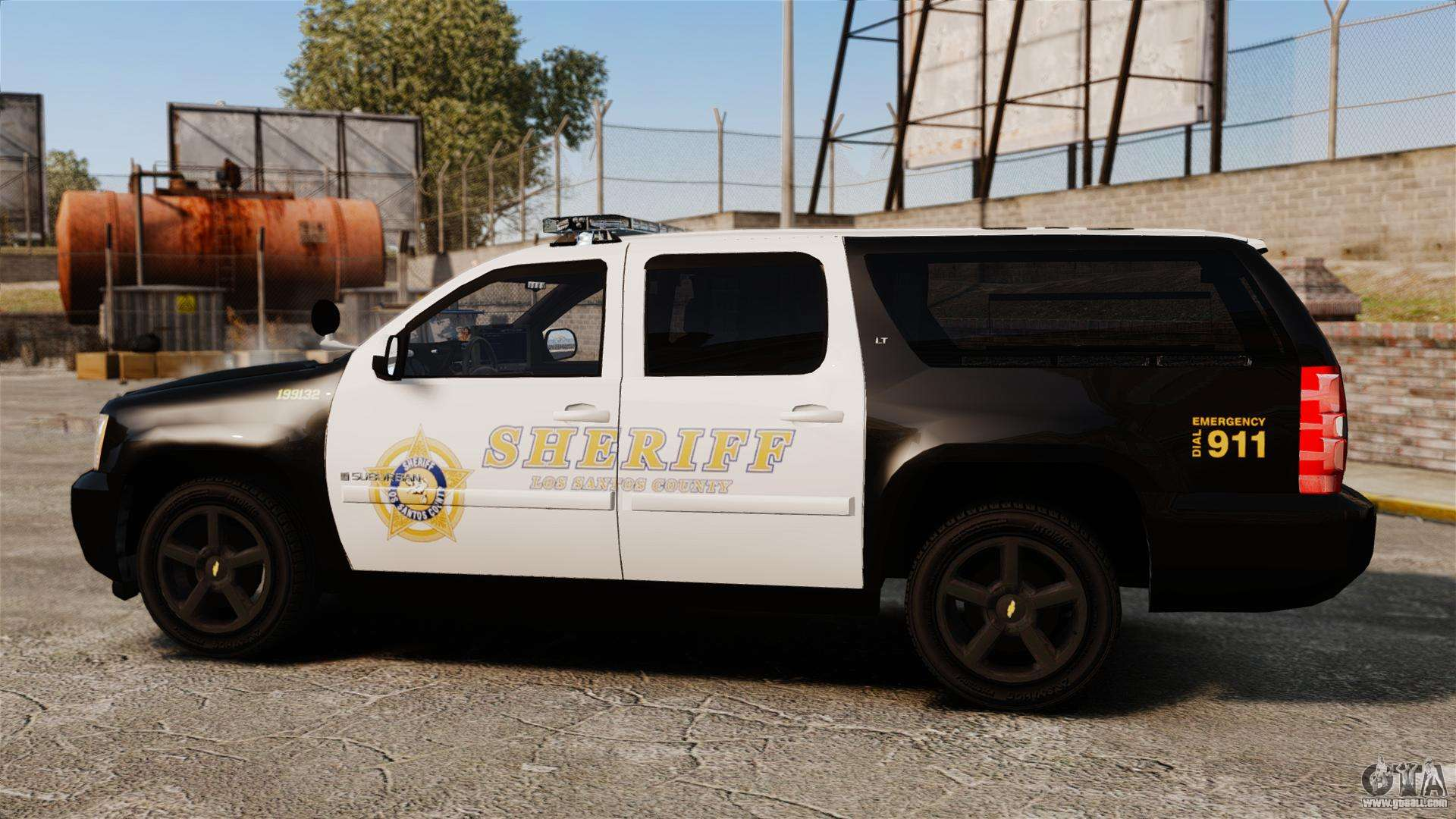 Gta 5 blaine county sheriff | Retro Blaine County Sheriff  2019-08-25