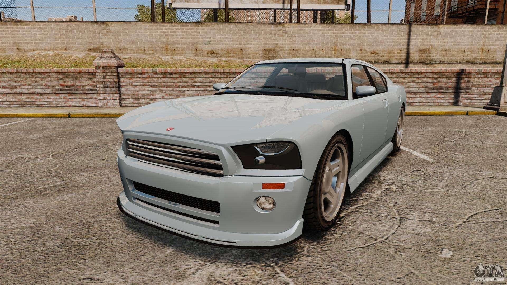 Buffalo TBoGT for GTA 4