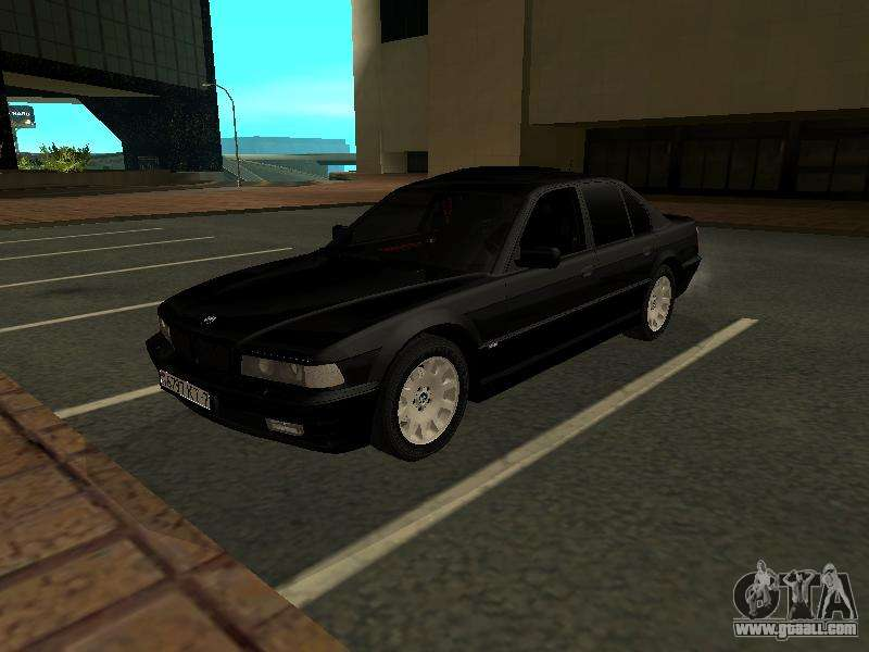 Gta san andreas bmw
