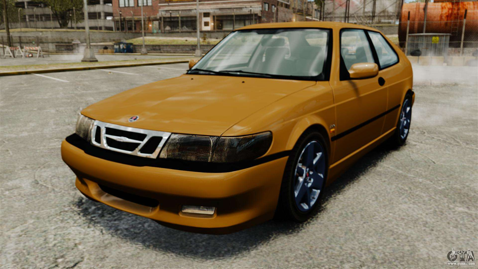 VEHICLE] Saab 9-3 Aero Coupe | GTA5-Mods com Forums
