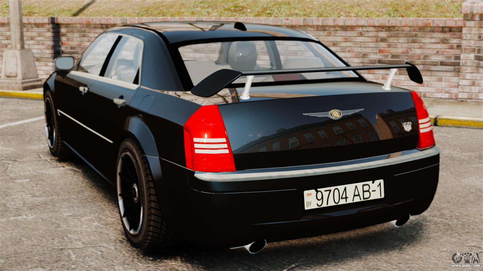 chrysler 300c pimped for gta 4. Black Bedroom Furniture Sets. Home Design Ideas