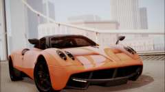 Pagani Huayra for GTA San Andreas