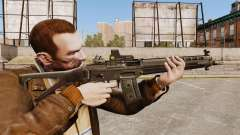 SIG 551 assault rifle for GTA 4