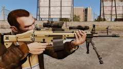 Assault machine FN SCAR-L