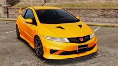Honda Civic Type-R (FN2)
