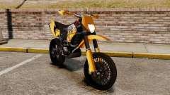 KTM EXC 450 SuperMotard