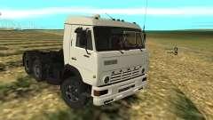 KAMAZ-54112 for GTA San Andreas