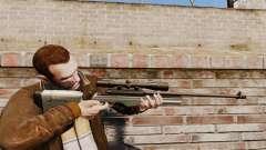 Sniper rifle Sako TRG-42
