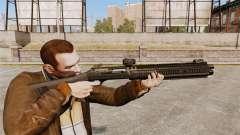 Semi-automatic shotgun XM1014 Full Covered