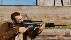 MG36 v4 H&K assault rifle