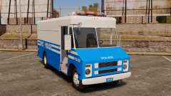 Chevrolet Step-Van 1985 NYPD for GTA 4