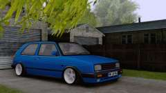 Volkswagen Golf Mk2 for GTA San Andreas