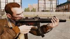 MP5SD submachine gun v1