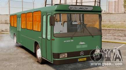 Mercedes-Benz O457 for GTA 4