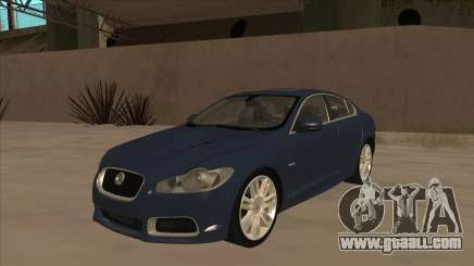 Jaguar XFR 2010 v1.0 for GTA San Andreas