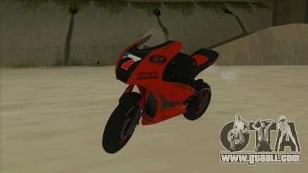 RP Motorsport Yamaha M1 for GTA San Andreas