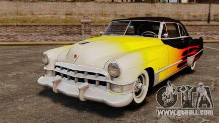 Cadillac Series 62 convertible 1949 [EPM] v2 for GTA 4