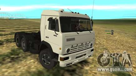 KAMAZ-54112 for GTA San Andreas