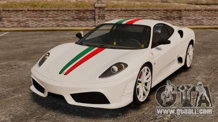 Ferrari F430 Scuderia 2007 Italian for GTA 4